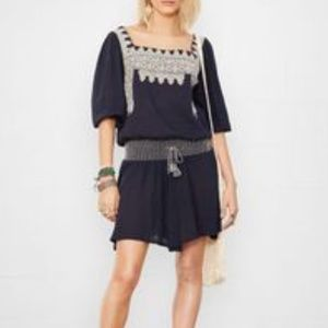 Denim & Supply RL • Denim Square Peasant Dress